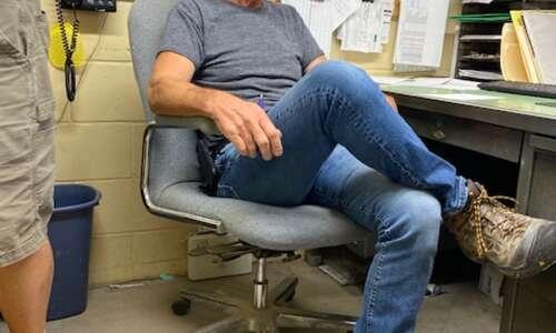 County maintenance superintendent retiring