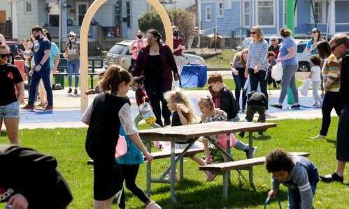 New playground coming to Redmond Park in Cedar Rapids