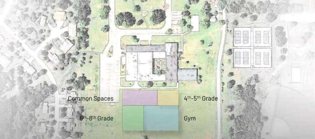 Superintendent answers questions about proposed Fairfield middle school