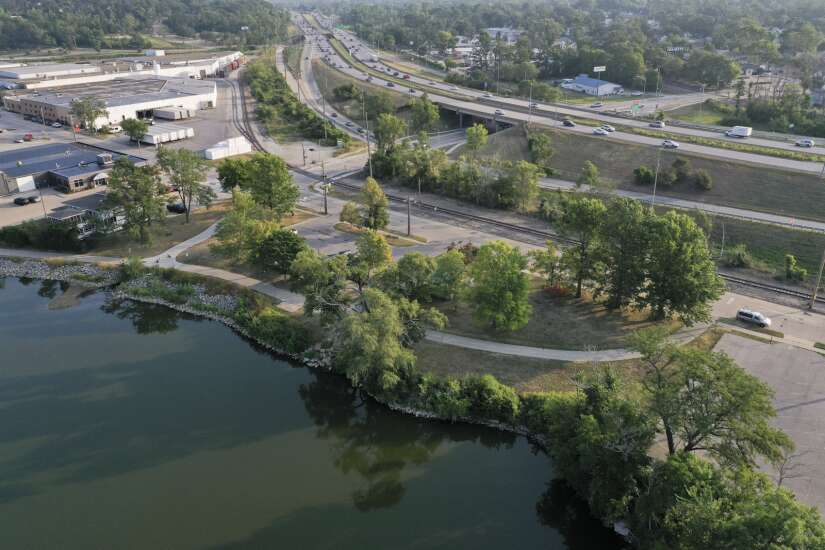 Citizen-led dream to revitalize Cedar Lake coming to life as $20M Connect CR