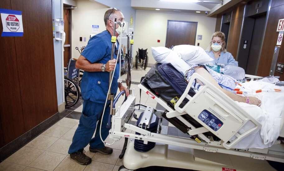 Cedar Rapids hospitals limit elective surgeries, procedures