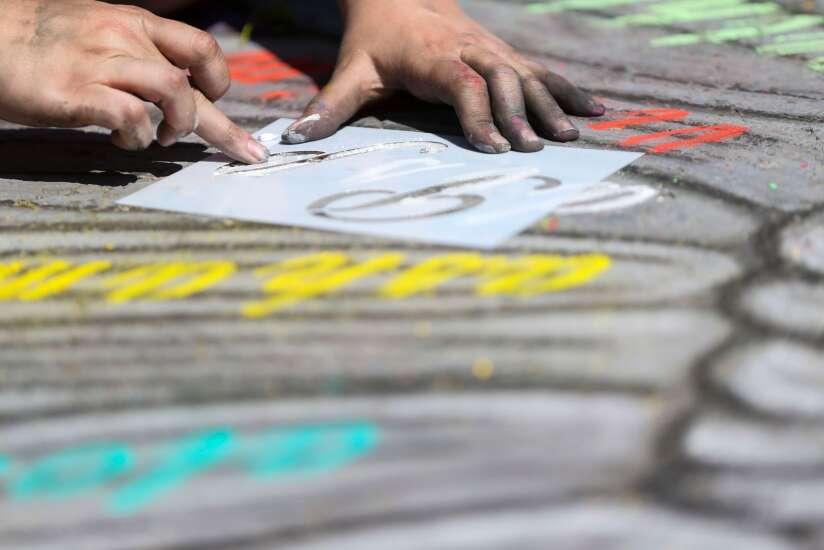 Photos: Chalk the Walk returns to Mount Vernon