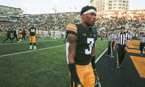 Iowa bye week, chance to 'regroup' comes at important time