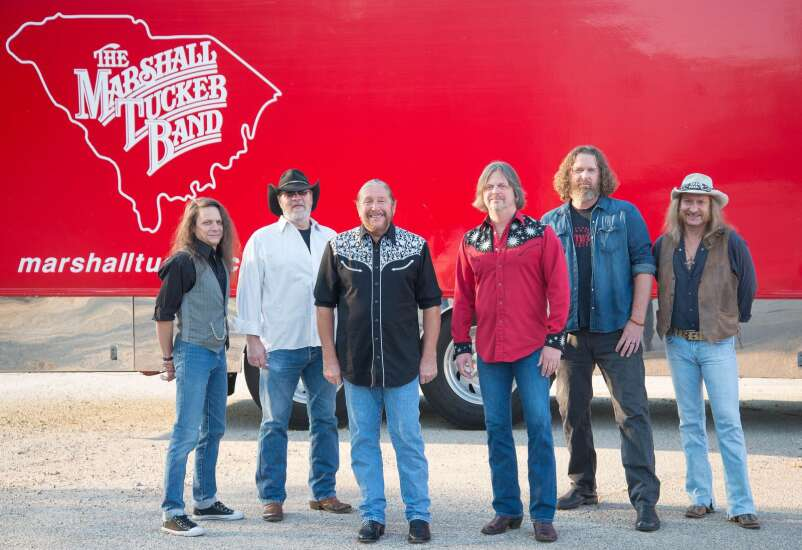 Marshall Tucker Band coming to Riverside Casino Event Center