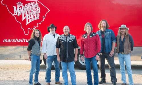 Marshall Tucker Band coming to Riverside Casino