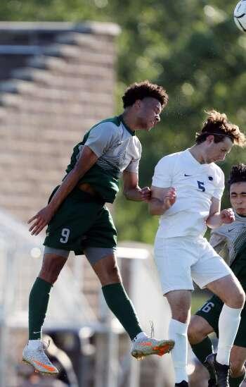 Photos: Iowa City West vs. Pleasant Valley, Iowa Class 3A boys' state soccer championship
