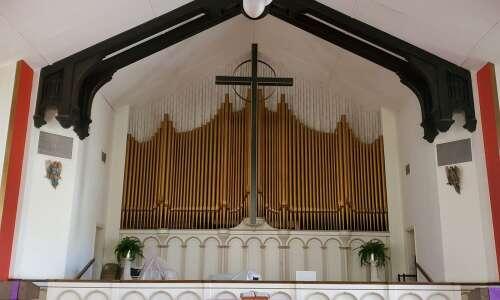 First Presbyterian Church in Fairfield celebrates 180 years