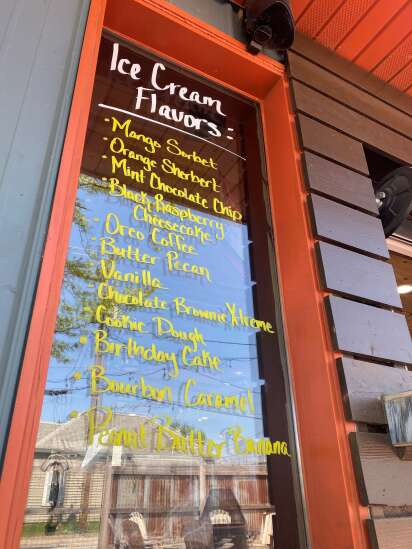 Chew on This: Scoop Coop now open, River Museum serving up Tastes of Dubuque