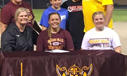Anderson signs with Indian Hills