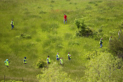 Xavior Harrelson still missing, one week after vanishing from trailer park in Montezuma