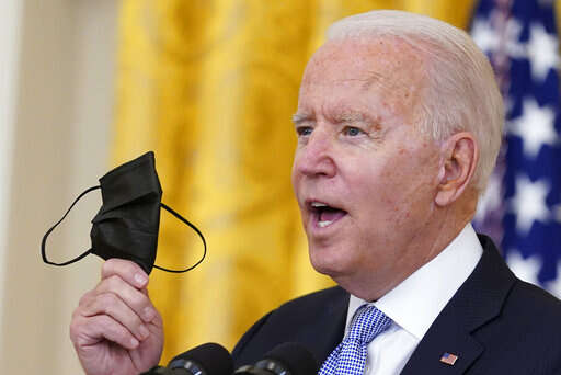 Biden push to vaccinate feds forces uncomfortable questions
