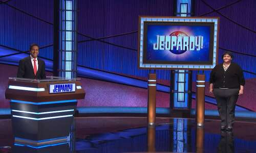 Cedar Rapids woman is new 'Jeopardy!' champ