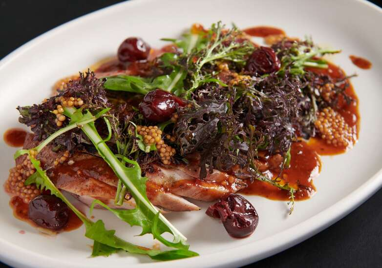 The Webster brings seasonal dining to Iowa City