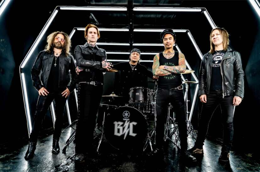 Buckcherry picking its way out of pandemic and back into touring at Dubuque's Buck Fest