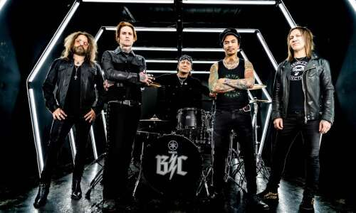 Buckcherry picking its way out of pandemic