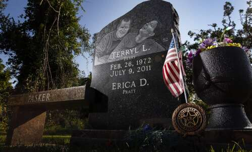 20 years after 9/11, Iowa Gold Star family reflects