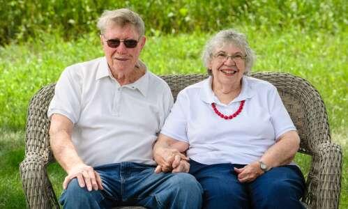 Marsengills celebrate 60th anniversary