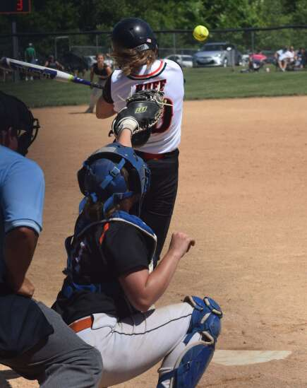 Dallmeyer, Huff, Anderson to play in all-star softball games