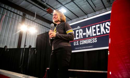 Iowa's Miller-Meeks makes conservative case for immigration reform