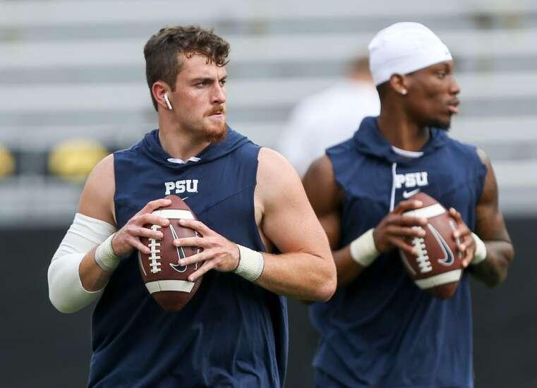 Iowa football film review: Breaking down Petras' big touchdown throw, Penn State's tale of 2 quarterbacks