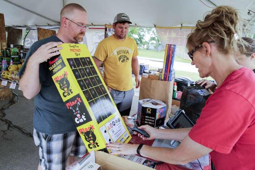 Fireworks sales remain on rise, despite city limitations
