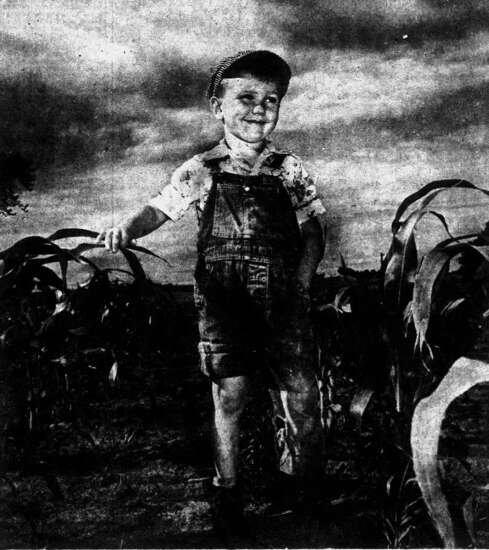 Time Machine: Knee high by the Fourth of July? Eastern Iowa corn surpassed that measure long ago