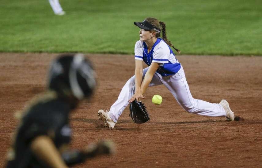 Photos: Anamosa vs. Atlantic, Class 3A Iowa high school state softball quarterfinals