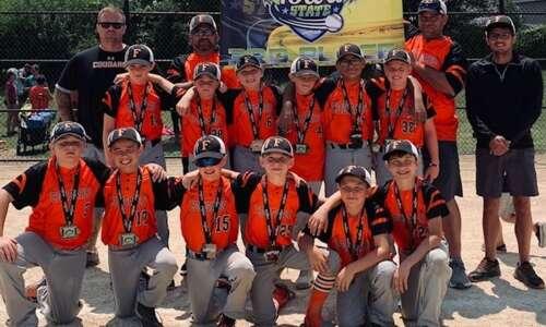 Travel baseball team making waves