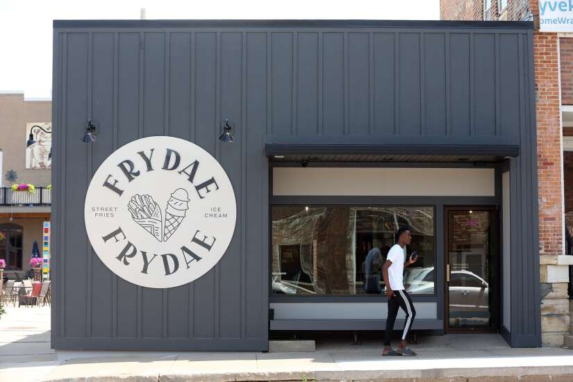 Frydae brings salty and sweet to Marion location