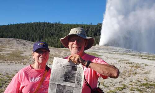 Our amazing week at Yellowstone National Park