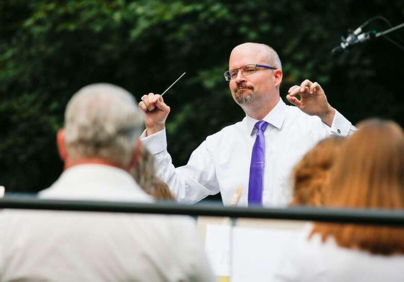 Corridor city bands ready for upbeat summer downbeats