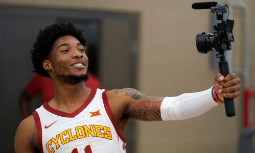 Is Tyrese Hunter the next great Iowa State point guard?