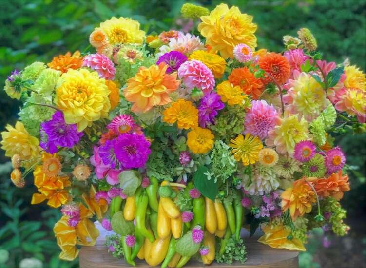 Former chief floral designer at White House to speak in Cedar Rapids