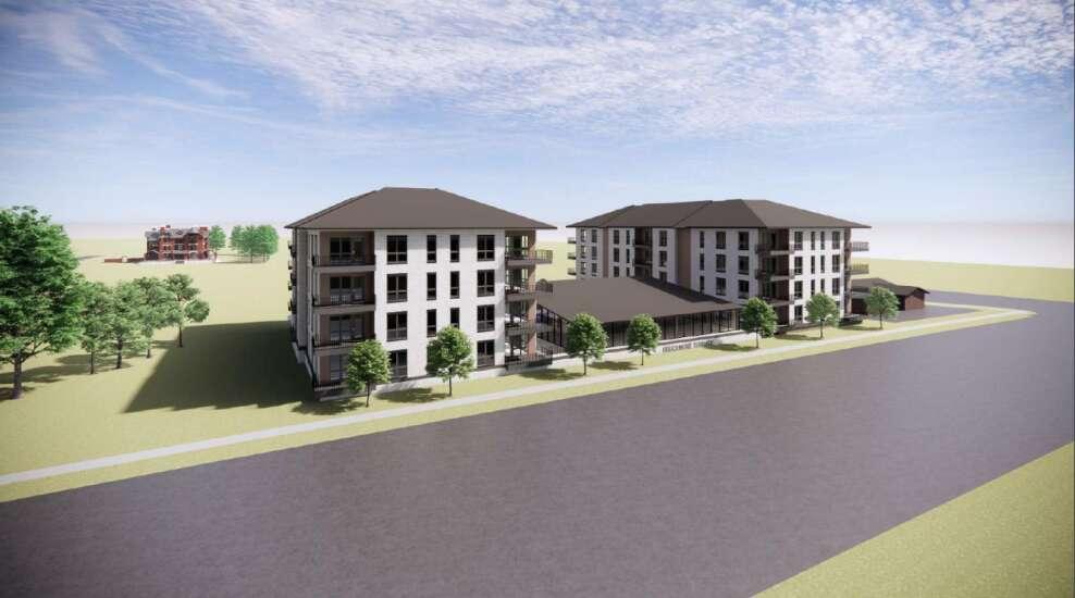 $22.2 million housing complex in the works near Brucemore in Cedar Rapids