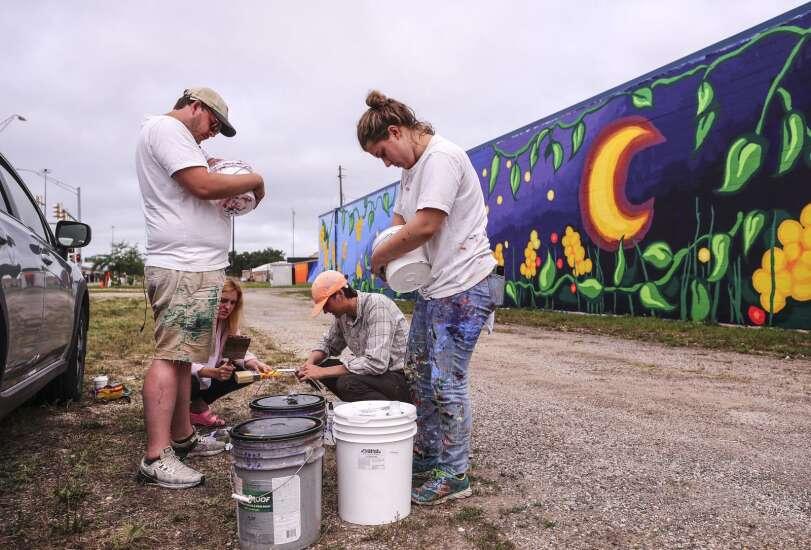 University of Iowa artists help show the story of Waterloo