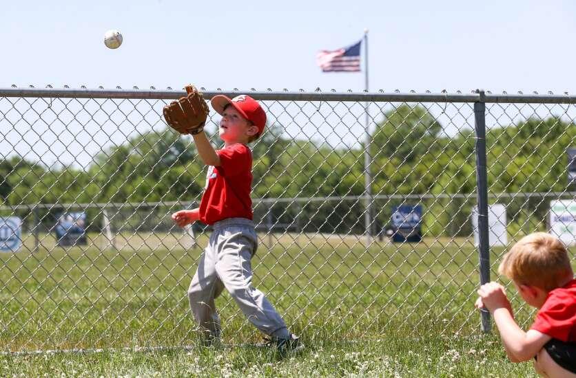 Photos: Solon hosts Crosstown Classic, Iowa high school baseball