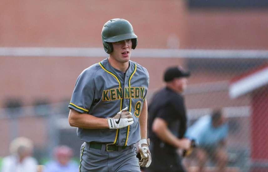 Photos: Cedar Rapids Kennedy vs. Cedar Rapids Washington, Iowa high school baseball
