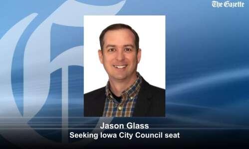 Second Iowa City Council candidate announces