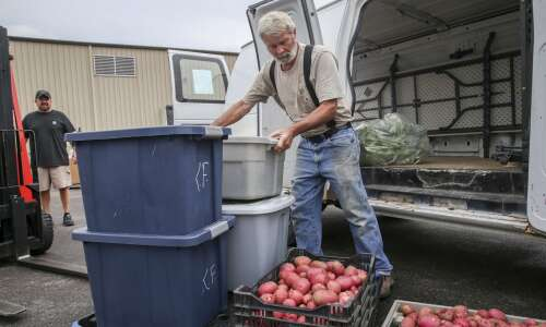 Pandemic, poverty and unemployment heighten hunger in Iowa