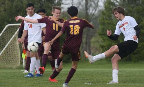 Demons prevail in boys soccer over Wildcats