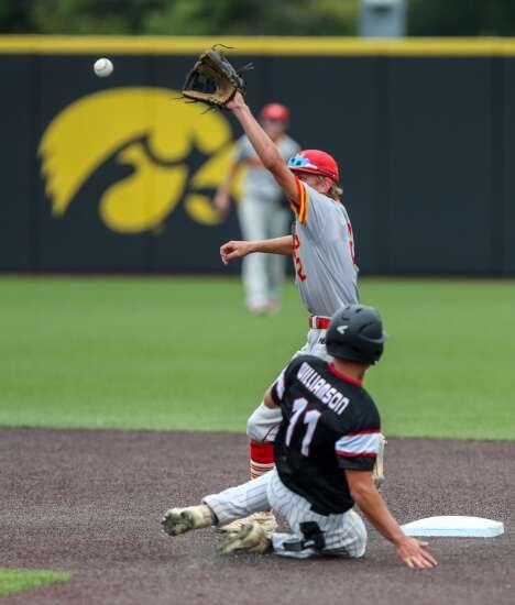 Photos: Marion vs. ADM, Class 3A Iowa high school baseball state quarterfinals