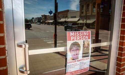 Iowa medical examiner confirms Xavior Harrelson's remains found