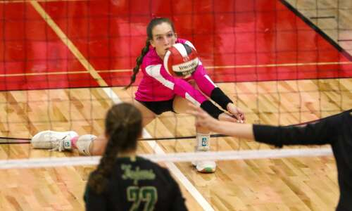 City High sweeps West in 'Battle of the Spike'