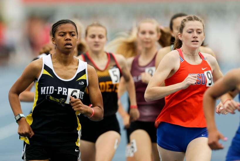 Iowa high school state track 2021: Day 3 results, final team scores and more