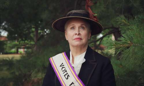 REVIEW: Dramatic debut for 'The Suffragist'