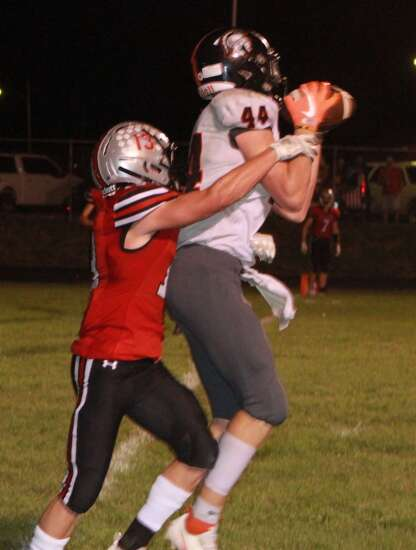 Fairfield falters in Fort Madison