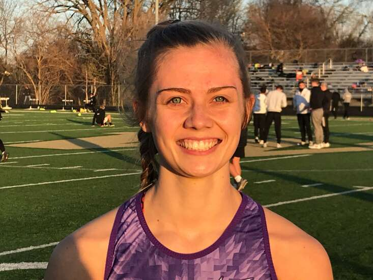 Kelly Proesch finds her own niche, writes her own success story at North Cedar