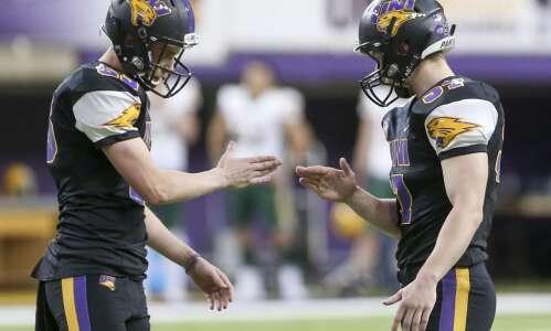 UNI football upsets No. 6 South Dakota State