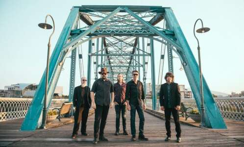 Drive-By Truckers playing Iowa City's Englert on Sunday