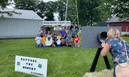 4-H clubs make memories at Washington County Fair